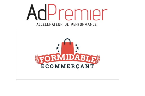 Formidable e-commerçant adpremier