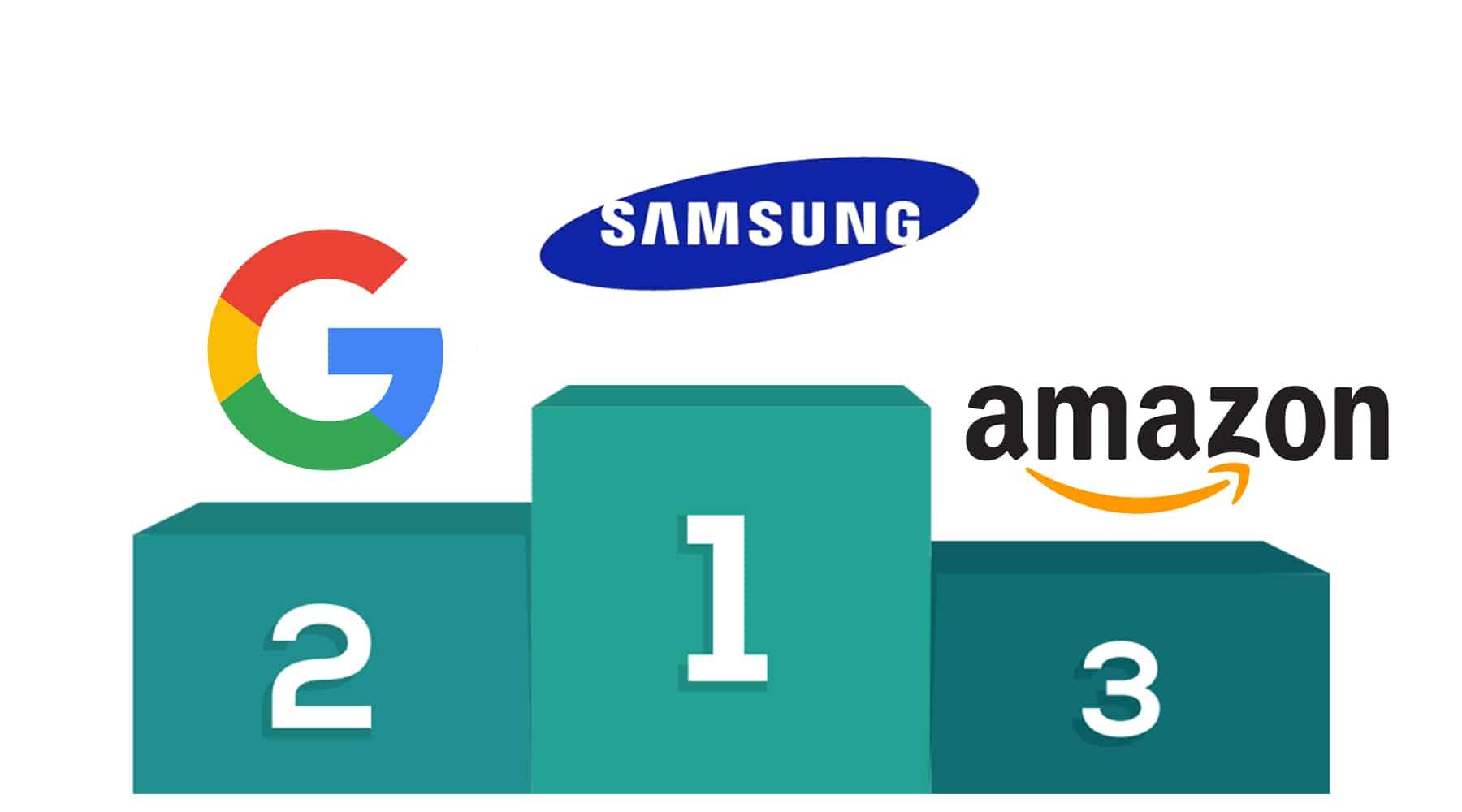 image de marque google