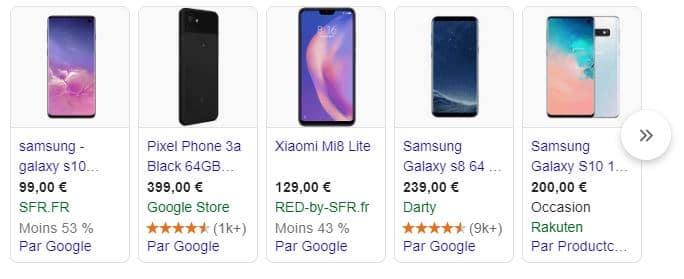 google shopping black friday