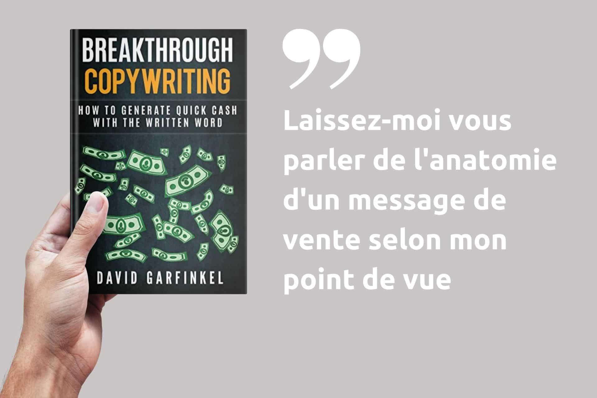 copywriting david garfinkel