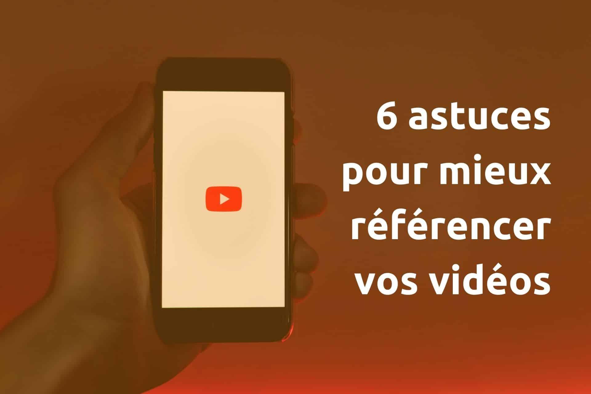 conseils seo référencement vidéos youtube